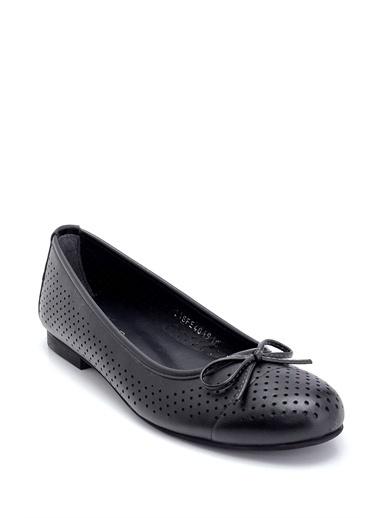 Derimod Kadın Babet (6775-02) Klasik Siyah